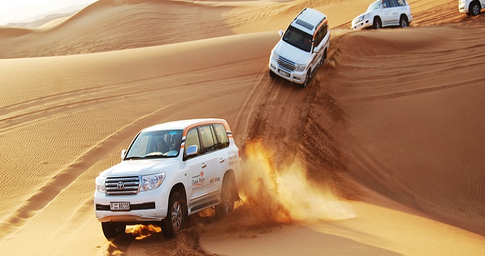 Tours & Attractions in Dubai: Desert Safari Dubai