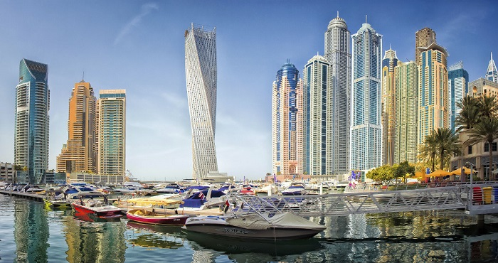 Four Bedroom Apartments in Dubai Marina