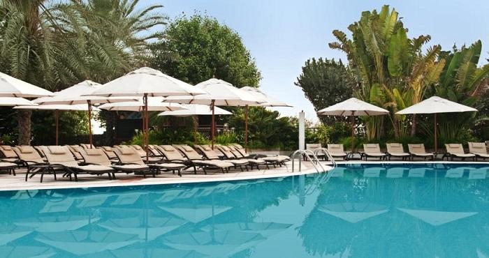 Hilton dubai the walk dubai 4 bedroom apartments for Hotel di dubai