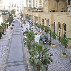 JBR The Walk Dubai