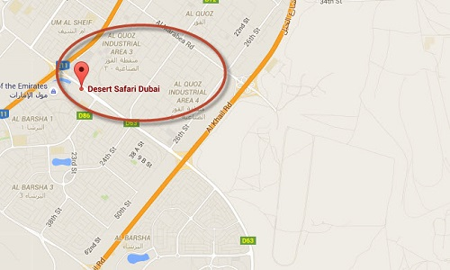 desert palm dubai location map Tours Attractions In Dubai Desert Safari Dubai desert palm dubai location map