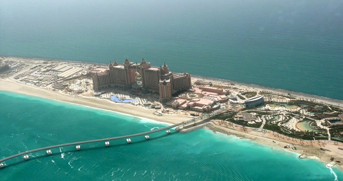 Four Bedroom Apartments in Palm Jumeirah Dubai