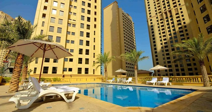 Suha Hotel Apartments Dubai - Deluxe 4 Bedroom Apartments